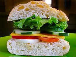 Roll Ciabatta Ekmeği Geliştirme Ürünü